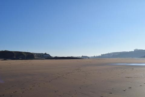 Summerleaze beach Bude