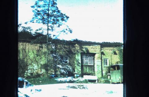 Carpenter's Barn - prior to being converted into a dwelling in the 1980's