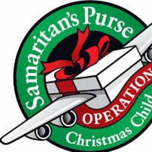 Logo for Samaritan's Purse Operation Christmas Child