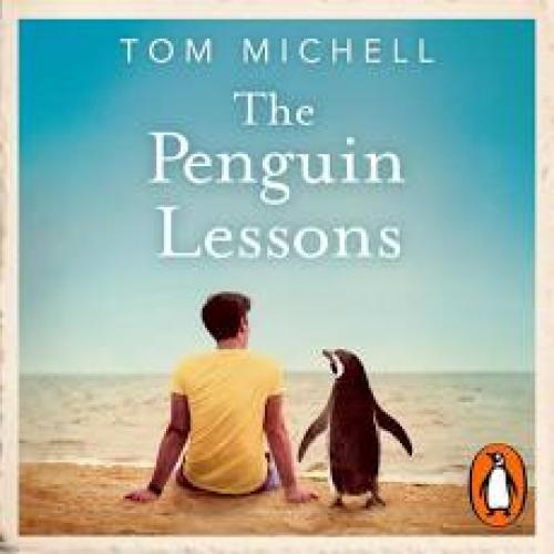 Image of the cover of The Penguin Lessons by Tom Michell