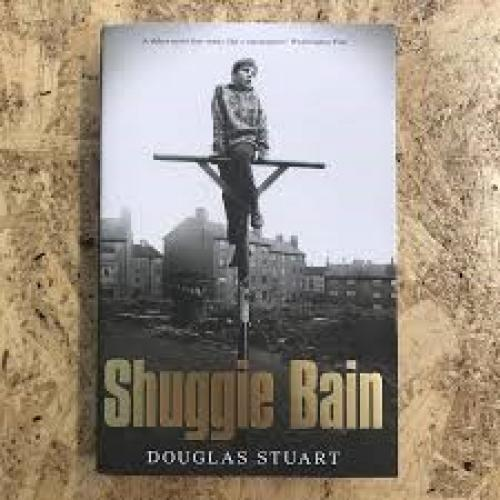 Image showing the cover of the novel Shugie Bain