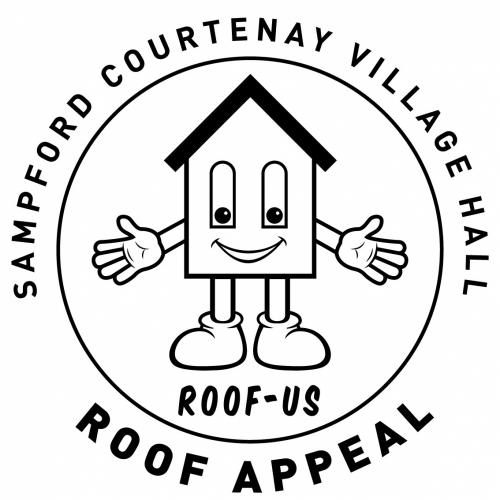 The logo for Village Hall Roof Appeal