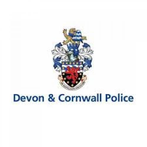 Devon and Cornwall Police Insignia