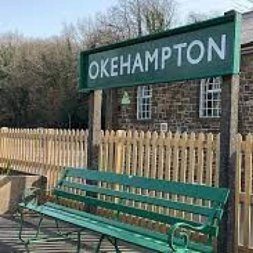 Photo of Okehampton Railway Station